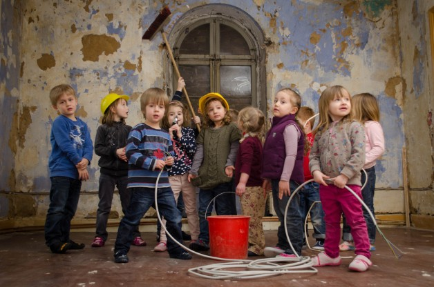 Kindergarten Gartenstrasse demnächst auch mit U3-Betreuung