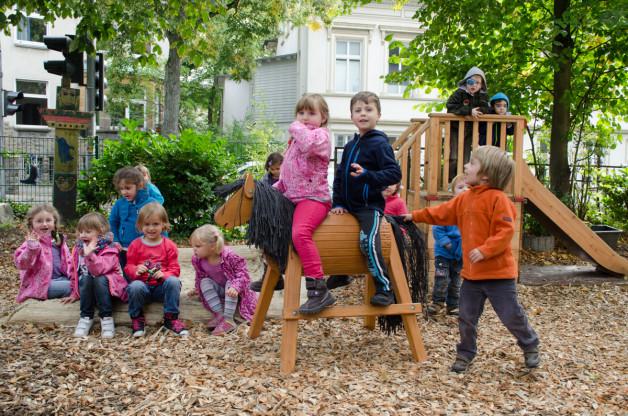 Kindergarten Spielgarten